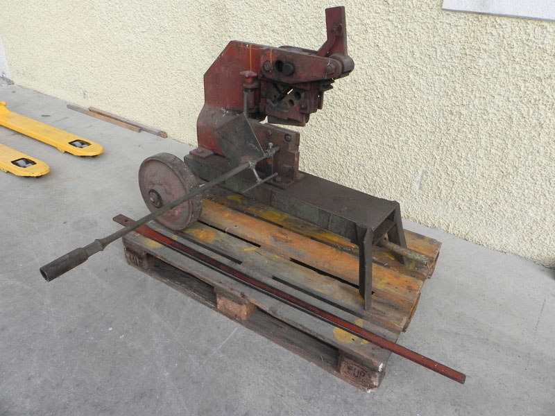 Sonstige metallbearbeitungsmaschinen
