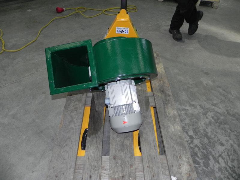 Außergewöhnlich Gebrauchte – Absaugung Holzspäne, Absauggerät - gebrauchte Maschinen @UA_83