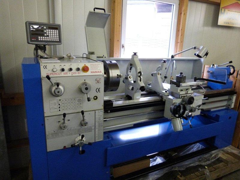 Gebrauchte – Drehbank, Metalldrehmaschinen - gebrauchte Maschinen